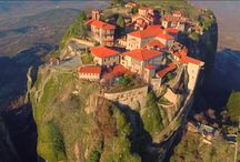 Meteora Tour / Meteora Monasteries is the 2nd most sacred place in Greece,the beauty of landscape can't described by words.