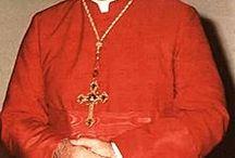 TERCER ANTIPAPA Y SUS MALABARES APOSTATAS / El antiPapa homoexcremental... buen alumno de Montini (Pablo VI)