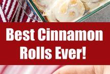 Cinnamonish Rolls