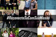 #ReconecteSeComSuaMissão