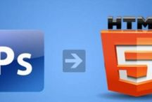 PSD to HTML5 / PSD TO HTML5: HTMLPanda - Get the best services for PSD to HTML5 from one of the best company in your budget with 100% satisfaction guarantee. / by HTMLPanda