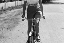 History Bikes - old pictures / The love of bikes in black and white. Vintage pictures of cyclists from old times. Feel free to pin!