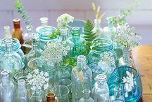 Studio: Decorative / Inspiration for decorating craft/art studios