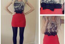 Fashion! / by Jenny Morrison