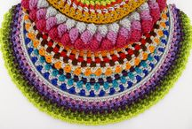 Colourful crochet / Colour, color, colourful crochet!