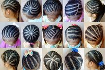 African Styles / Traditional Styles from all over the continent such as hair, wear etc
