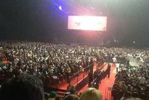 JB's concert