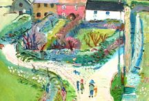 Fred Yates (1922 - 2008) / Exhibition of Work from the Artist's Estate and Private Collectors 4 - 21st March 2015
