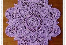 Crochet lace / by Lori Mullins