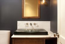 Bathrooms / by Danielle Hansen