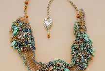 My Beaded Embroidery Jewelry / This board features the Art Jewelry I design and create using hypoallergenic supplies.