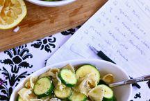 Recipes / by Naomi Gorenz