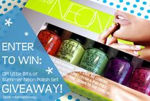 Giveaway Blogger