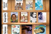 ED: Classroom library
