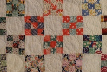 Quilt nine patch / Quilting