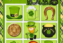 St. Patty's Day food & crafts