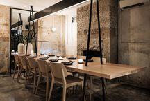 restoran masa örnekleri