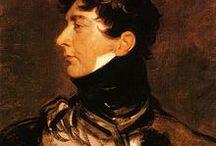 Regency / When Prinny ruled UK, Miss Elizabeth Bennett fiery words were first read, and the Thames froze. / by C McKane