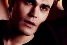 Salvatore / Stefan and Damon
