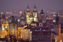 Prague, Prag, Praga