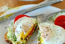 Breakfast is served....