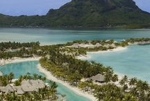 * Honeymoon - Bora Bora *