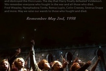 Harry Potter~ pics, quotes, and more / I solemnly swear to never forget. / by Thelma Gonzalez