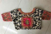 pochumpalli blouse