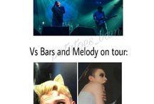 Bars and melody