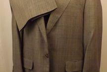 Classic Vintage Men's Suits