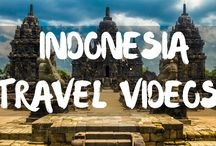 Indonesia Travel Videos / These travel videos will take you on a virtual tour of Indonesia's destinations, exactly like we experienced them while on our adventure in the island of Java & Sumatra.