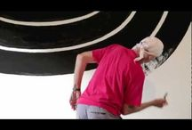 Richard Long / Opere (Land Art)