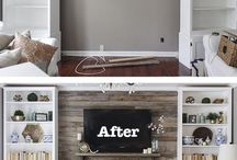 DIY living room