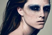face portraits make up
