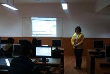 Training program on C#.NET / Three days Short Term Training program on C#.NET held at ITM University from 16th jan - 18th jan 2014