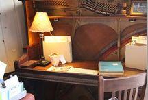 Pianos Repurposed