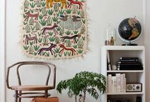 A Place to Call Home / Make your house a home with a mix of new and vintage looks. / by Kiku Vintage