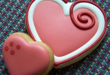 *V Day Cookie Ideas