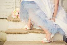 Pale Blue Wedding Ideas