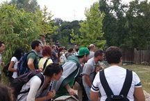Parco Natura Viva: nature guides