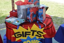 Spiderman Party / Spiderman Party Ideas
