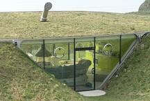 podzemní domy