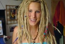 dreadlocks! / by Kendra Hutchinson