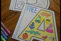 Pre-school activities