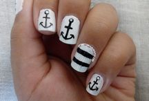 ABC Challenge / The ABC Challenge is a nail art challenge inspired by the letters of the alphabet. The goal is to complete all of the 26 letters.