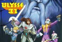 Rétro geek / Vieux anime toujours badass!