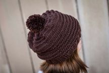 Crafts - Knit Accessories / knit hats, scarves, gloves, other add ons to outfits / by Jamie Rhodes