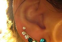 Incredible ear cuffs