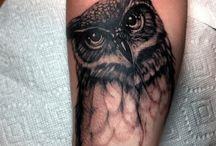 tatoo owl