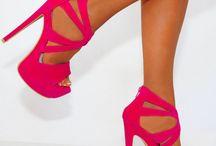 High heels :)